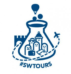 Logo du Start Up Weekend Tours Tourisme